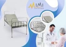 Giường y tế Inox nâng đầu giá đở (IGM-001)